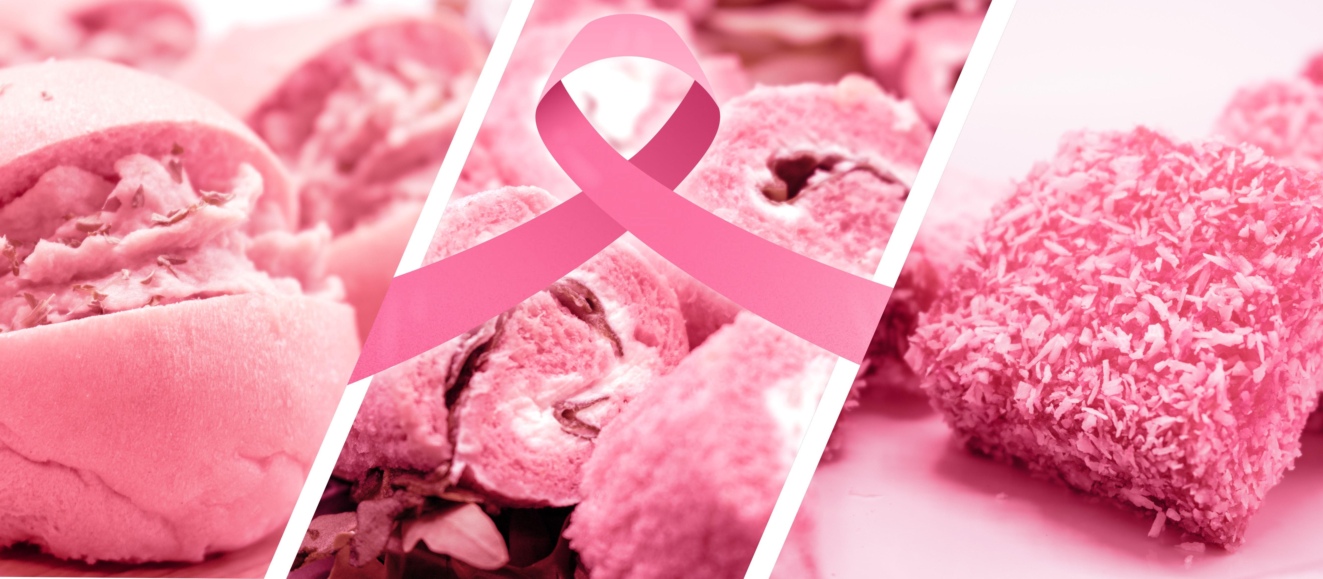 Pink October Party Menu